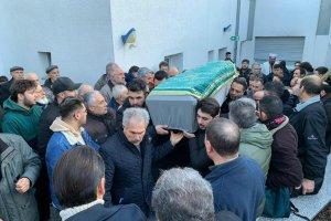 DİTİB Yöneticisi Fahrettin Deniz son yolculuğuna uğurlandı