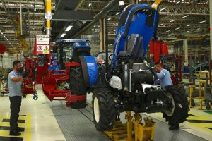 TürkTraktör üretiminin yüzde 67'sini ihraç etti