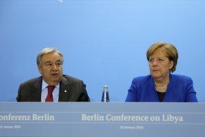 BM Genel Sekreteri Guterres: Libyalı taraflardan oluşan askeri komite Cenevre'de toplanacak
