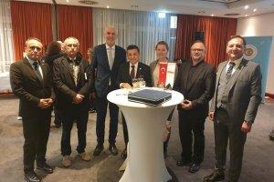 TÜRSAB Almanlara Bursa ve Yalova'yı anlattı