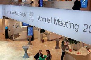 Davos'ta '50. Dünya Ekonomik Forumu' başladı