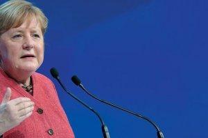 Almanya Başbakanı Merkel: Suriye'de yapılan hatalar Libya'da tekrarlanmamalı
