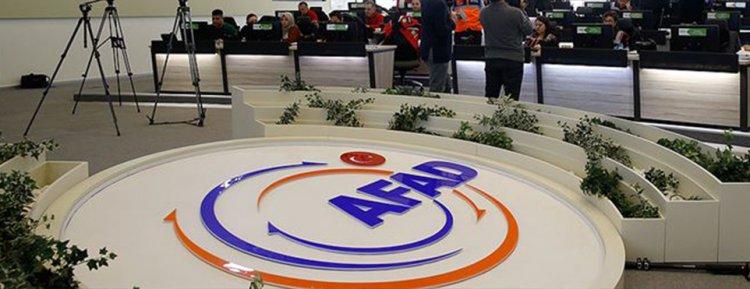 AFAD: Depremzedeler için başlatılan yardım kampanyasında 50 milyon 576 bin lira toplandı