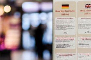 Almanya'da yeni tip koronavirüs vakasına rastlandı