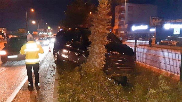 AK Parti Genel Başkan Yardımcısı Özhaseki trafik kazasında yaralandı