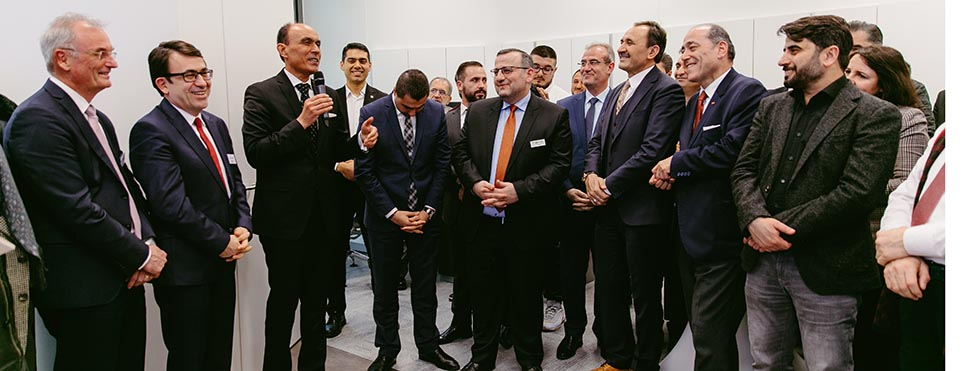 KT Bank AG beşinci şubesini Münihte açtı