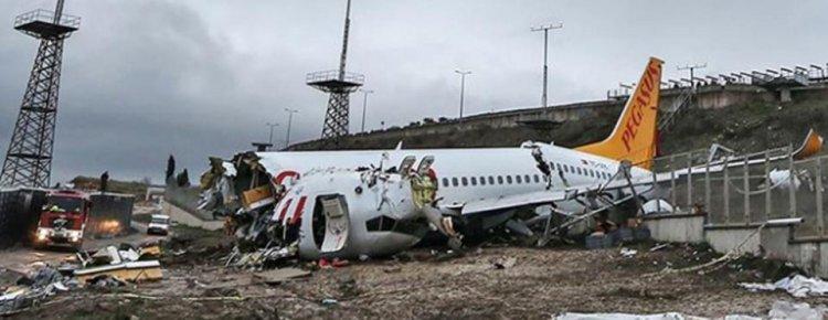 Yardımcı pilot Ferdinant Pondaag kule bize inmeyin demedi