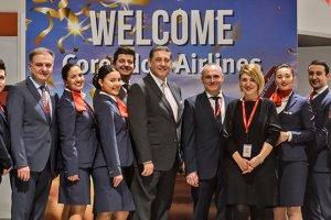 Corendon Airlines, Yeni uçuş noktası Weeze'yi seyahat acentelerine tanıttı
