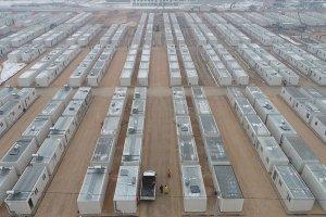 Elazığ'daki 5 bin ailenin konteyner kentlere ilişkin açıklama