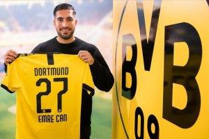 Can, Borussia Dortmund ile sözleşme imzalayacak