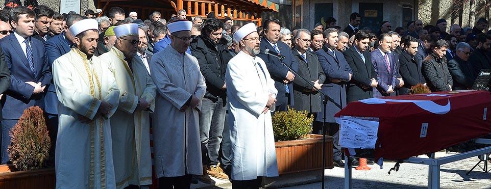 Hanau'da ırkçı saldırıda ölen Saraçoğlu Çorum'da toprağa verildi