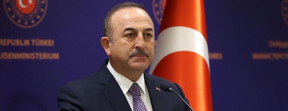 Bakan Çavuşoğlu'ndan müftü Mete'ye verilen hapis cezasına tepki gösterdi