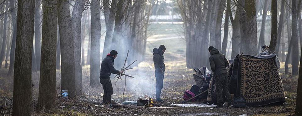 Uluslararası Mülteci Hakları Derneği düzensiz göçmen raporu hazırlandı