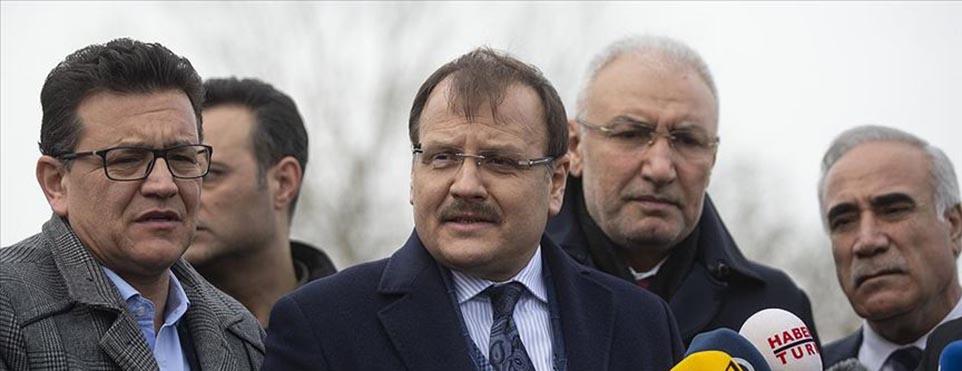 İnsan Haklarını İnceleme Komisyonu Başkanı Çavuşoğlu: Yunanistan tek başına değil, AB'de destekliyor