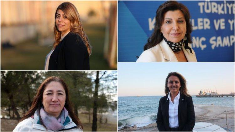 Türk sporunun kadın yöneticileri 8 Mart Dünya Kadınlar Günü mesajı