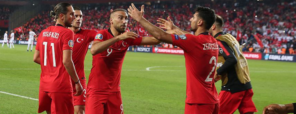 Koronavirüsü sebebiyle Slovenya-Türkiye hazırlık maçı seyircisiz oynanacak