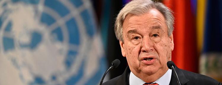 BM'den koronavirüs salgınıyla mücadelede bütün ülkelere çabaları artırma çağrısı
