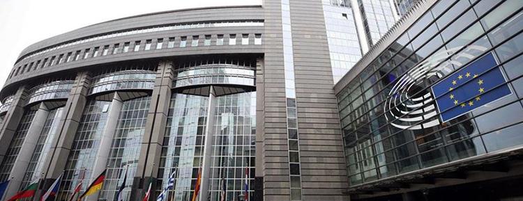 Avrupa Parlamentosu binasında 'koronavirüs' sessizliği