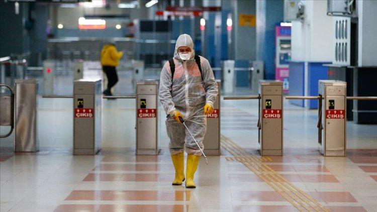 Türkiye koronavirüs için etkin önlemler aldı
