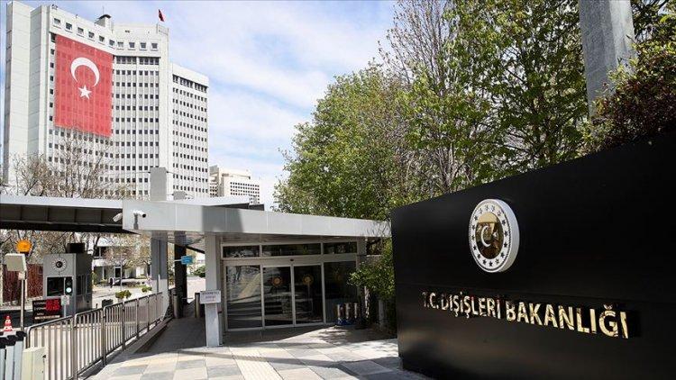 Türkiye'den Yeni Zelanda'daki terör saldırısının yıl dönümünde kurbanları anma mesajı