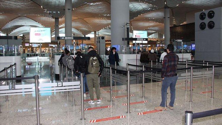 Avrupa'dan gelen vatandaşlar İstanbul'da karantina altına alınacak