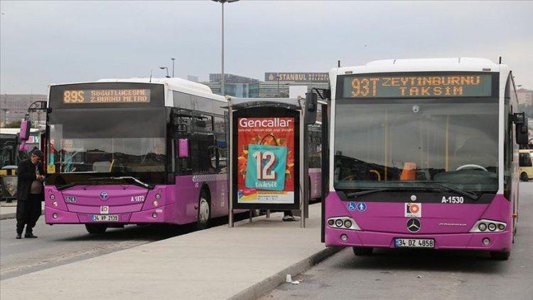 Ankara ve İstanbul'da toplu ulaşım araçlarının kullanımı yüzde 50 azaldı