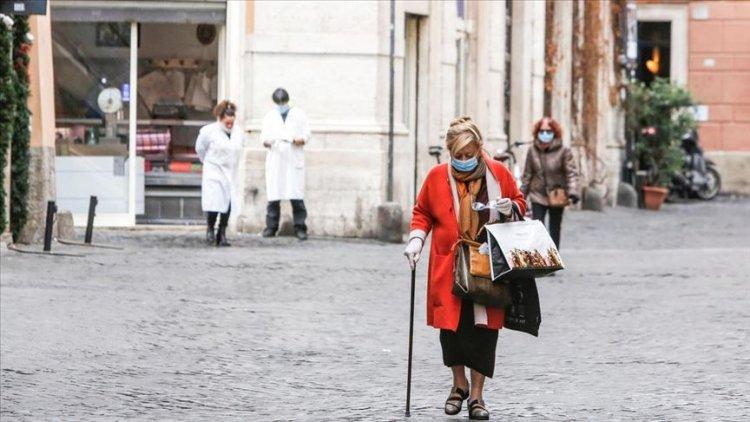 İtalya'da koronavirüsten ölenlerin sayısı 2978'e yükseldi