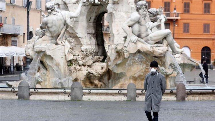 İtalya'da yeni tip koronavirüsten ölenlerin sayısı 2 bin 503'e yükseldi