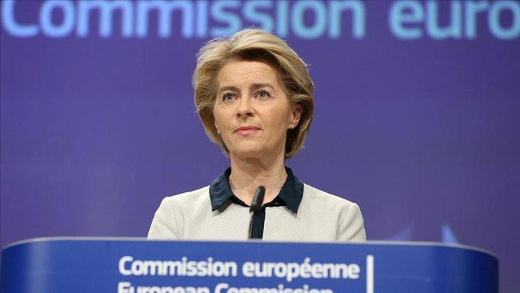 AB Komisyonu Başkanı Leyen: AB vatandaşları Avrupa içinde mahsur kaldı