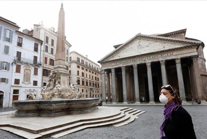 Koronavirüs nedeliyle İtalya'da ölenlerin sayısı Çin'i geçti