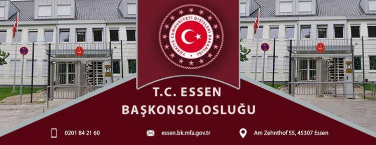 T.C. Essen Başkonsolosluğundan Askerlik erteleme işlemleri duyurusu