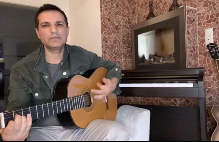 """Rafet El Roman'dan """"EVİNDE KAL"""" şarkısı"""