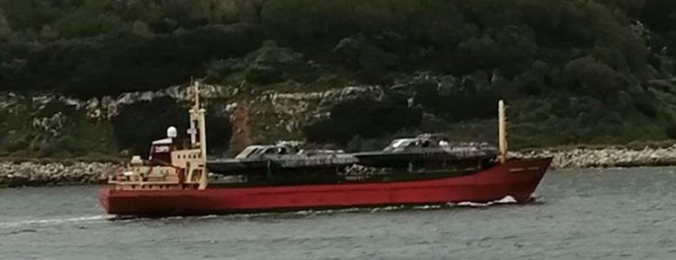 Amerika'nın özel MARK V donanımlı sürat tekneleri geldi