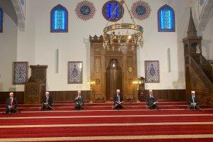 Almanya'da Berat Kandili'nde de camiler mahzun kaldı