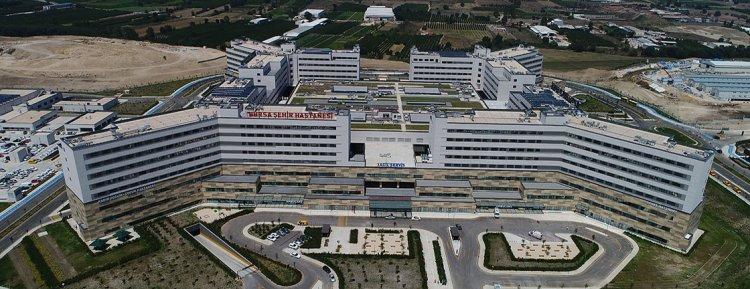 Bursa Şehir Hastanesi sağlık hizmetiyle hastalara şifa oluyor