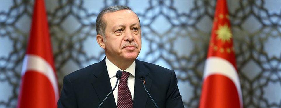 Cumhurbaşkanı Erdoğan Milli Dayanışma Kampanyası'na destek verenlere teşekkür etti