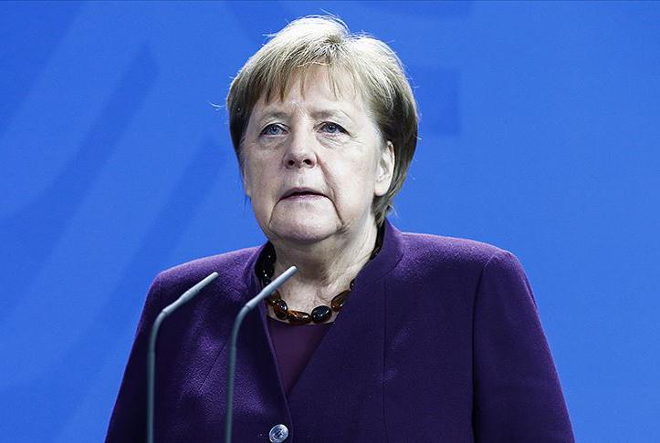 Merkel Kovid-19 tedbirlerinin daha fazla sıkılaştırılmasına ihtiyaç duymuyoruz