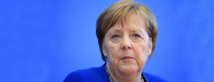 Merkel'den korona salgınıyla mücadelede 'uluslararası iş birliği' çağrısı