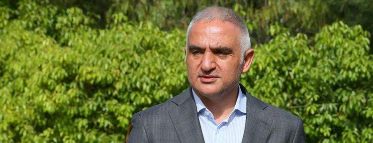 Bakan Ersoy: Bir terslik olmazsa Mayıs sonu gibi iç turizm başlar