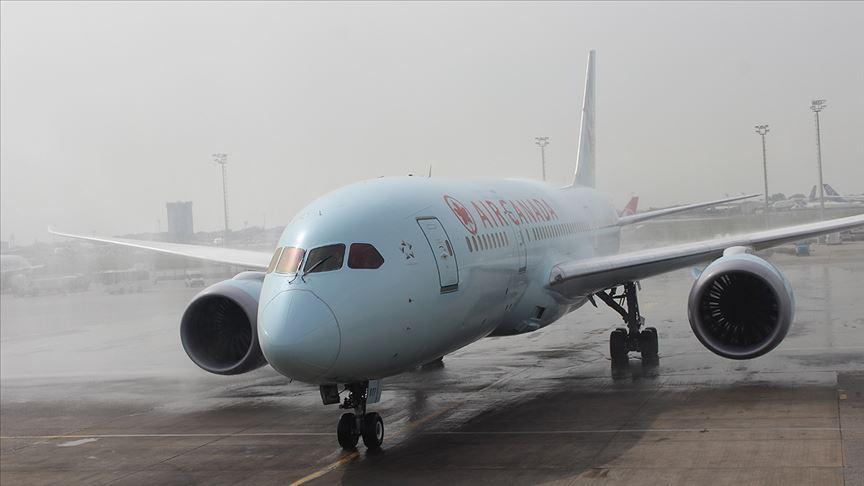 Air Canada Koronavirüs nedeniyle çalışan sayısını yarı yarıya düşürüyor