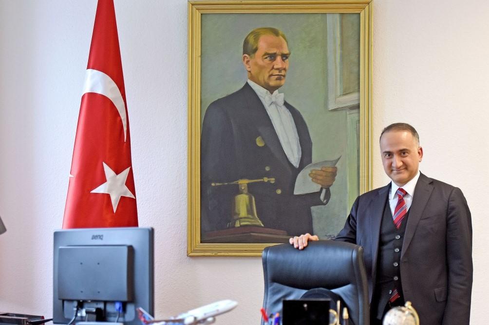 T.C. Essen Başkonsolosu Şener Cebeci'nin Ramazan Bayram Mesajı