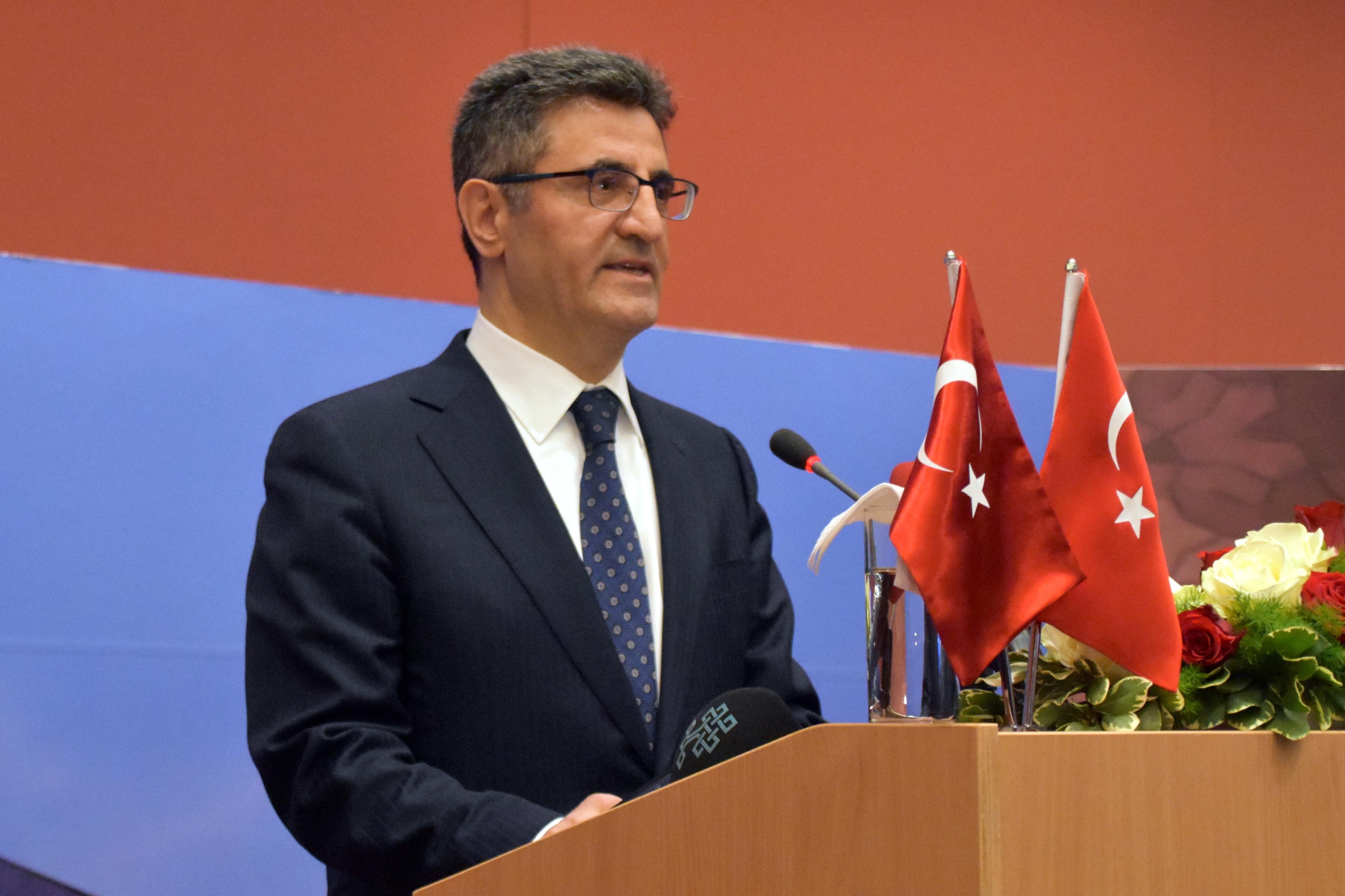 T.C. Berlin Büyükelçisi Ali Kemal Aydın Ramazan Bayram Mesajı