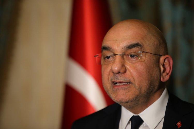 T.C. Viyana Büyükelçisi Ozan Ceyhun'un Ramazan Bayram Mesajı