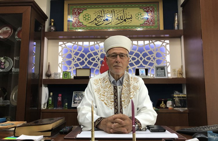 Gümülcine Seçilmiş Müftüsü İbrahim Şerif'in Ramazan Bayram mesajı