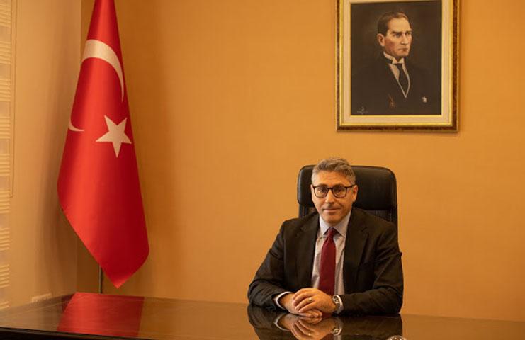 T.C. Gümülcine Başkonsolosu Murat Ömeroğlu'nun Ramazan Bayram Mesajı