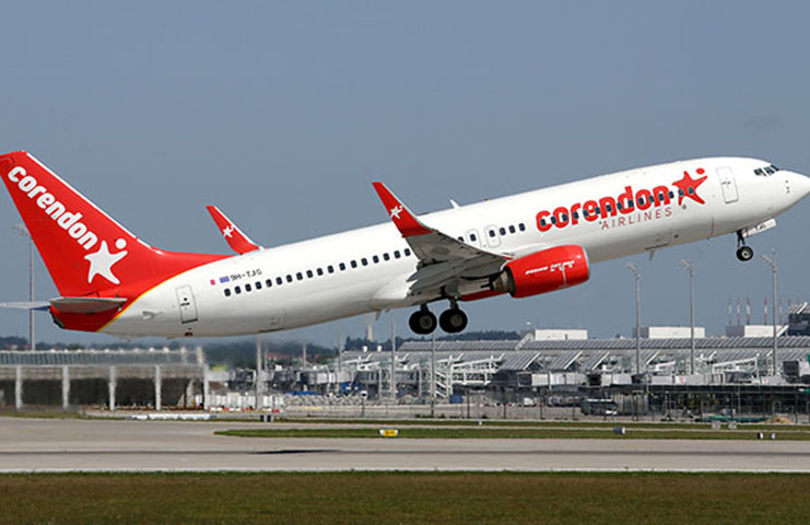 Corendon Airlines Haziran'da uçuş programını açıkladı!