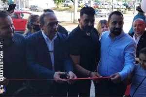İzmir Kokoreç Bielefeld şubesi açıldı