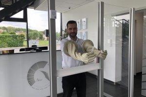Amerika ve İspanya'ya sattığı koronavirüs testi kabinini Almanya'ya satamıyor