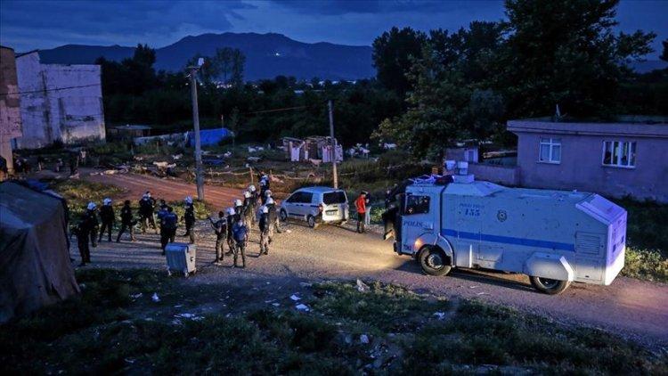 Bursa'da silahlı kavgada polis memuru şehit oldu