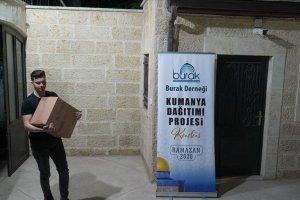 Türkiye ramazanda Kudüs'ü unutmadı